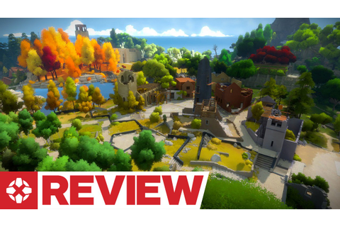The Witness Review - YouTube