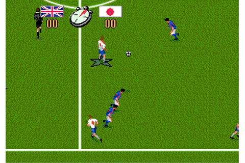 Download Champions World Class Soccer (Genesis) - My ...