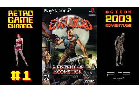 EVIL DEAD: A FISTFUL OF BOOMSTICK (2003) - ПРОХОЖДЕНИЕ #1 ...