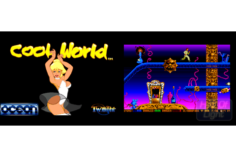 Cool World : Hall Of Light - The database of Amiga games