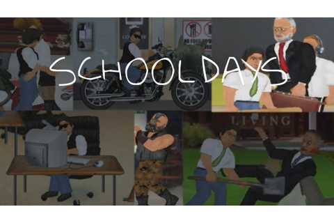 MDickie School Days Gameplay 2 - YouTube