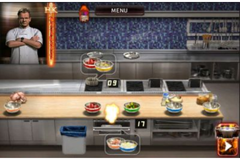 Hell's Kitchen iPhone game - free. Download ipa for iPad ...