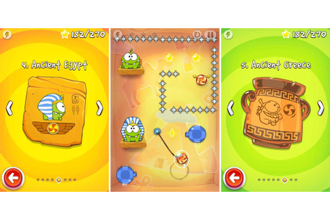 Cut the Rope Time Travel | game | Pinterest