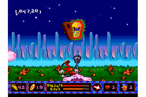 Toejam & Earl in Panic on Funkotron Screenshots | GameFabrique