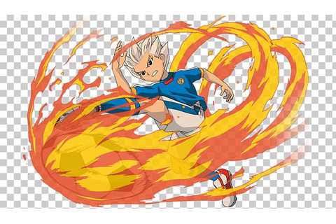 Inazuma Eleven GO 2: Chrono Stone Jigsaw Puzzles Video ...