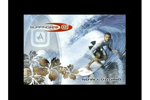 Surfing H3O - PS2 (2000) - YouTube