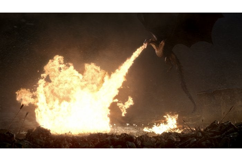 Game of Thrones Visual Effects Supervisor Details Bringing ...
