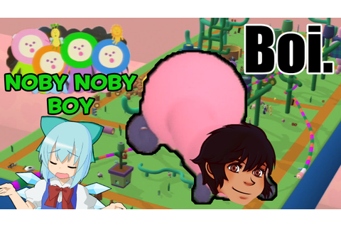 Noby Noby Boy - Dean Would Love This Game - YouTube