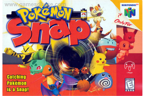 Pokemon Snap full game free pc, download, play. download ...