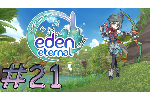 Eden Eternal Gameplay Episode 21 - Level 25-27 Mage - YouTube