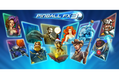 Pinball FX3 | Nintendo Switch download software | Games ...