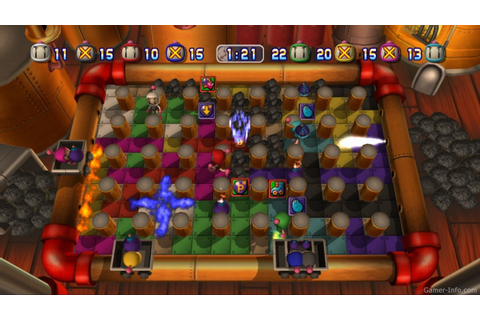 Bomberman LIVE: Battlefest (2010 video game)