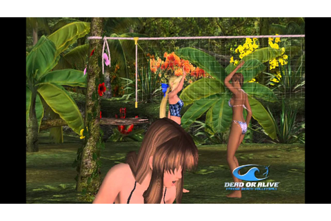 Dead or Alive Xtreme Beach Volleyball (Original Xbox) HQ ...