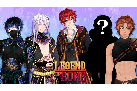 Announcing Legend of Rune - a new English BL /...