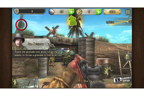 Brothers In Arms® 2 Global Front Free+ - iPhone & iPad ...