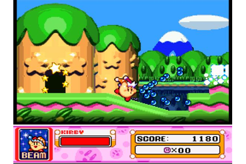 Kirby Through the Years: Every Kirby Game Ever :: Games ...