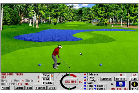 Download Links 386 Pro sports for DOS (1992) - Abandonware DOS