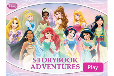 Princess - Storybook Adventures | Disney Junior | Singapore