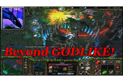 DOTA 1 - VIPER HARD GAME | BEYOND GODLIKE!!! - YouTube