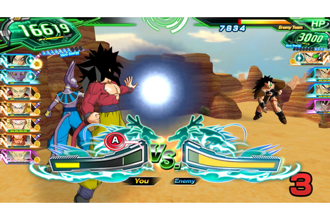 Super Dragon Ball Heroes: World Mission Review -- Japanese ...