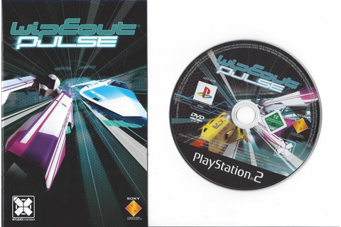 Wipeout Pulse for Playstation 2 PS2 - Passion for Games ...
