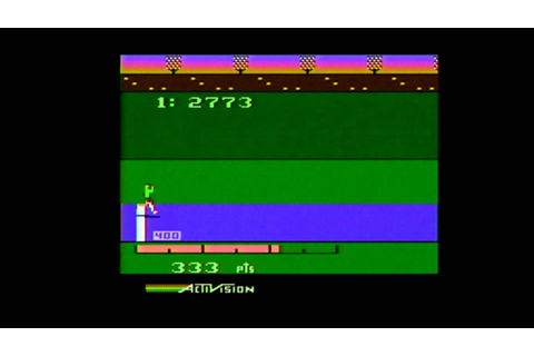Classic Game Room - THE ACTIVISION DECATHLON review for ...