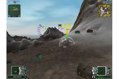 Download Scorched 3D strategy, full free, open source ...