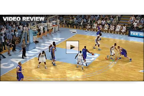 NCAA Basketball 10 Review - IGN