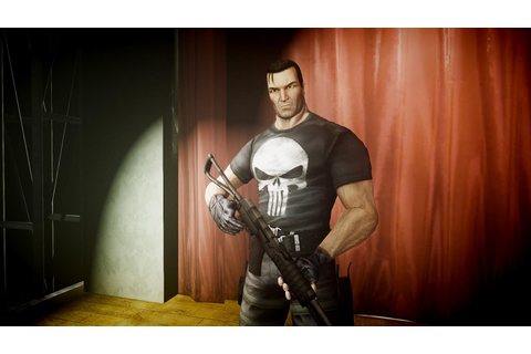 Video games based on Punisher