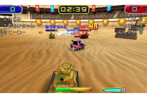 Tank Troopers (3DS) Review - Just Push Start