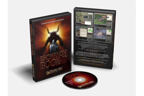 Eschalon: Book II (2010) by Basilisk Games Windows game