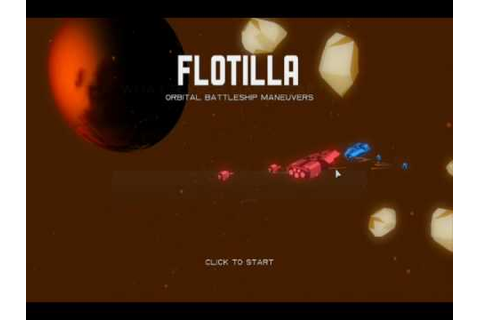 FLOTILLA gameplay - YouTube