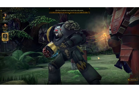 [PC] Warhammer 40k: Space Wolf (Turn Based Strategy Game ...