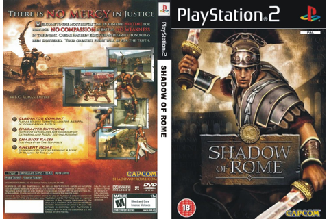 Download Game Shadow Of Rome PS2 Full Version Iso For PC ...