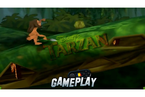 Tarzan Action Game PC Gameplay - YouTube