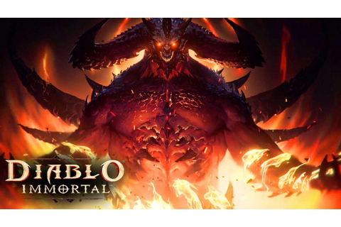 Diablo Immortal is coming to mobile platforms so what's ...