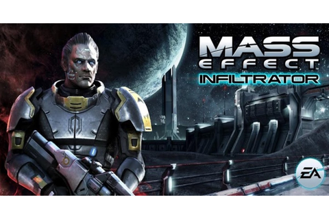 MASS EFFECT™ INFILTRATOR Apk + SD Data | Android Games ...