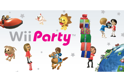 Wii Party | Wii | Games | Nintendo