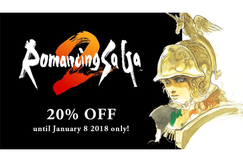 Romancing Saga 2 now available on PC and consoles