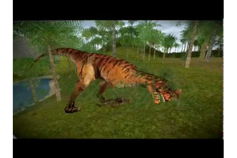 Carnivores: Dinosaur Hunter HD Gameplay Android - YouTube