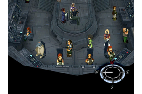 Xenogears (Game) | GamerClick.it