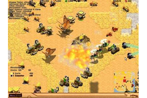 Magnant Deploy an army of Red Ants and fight for your colony