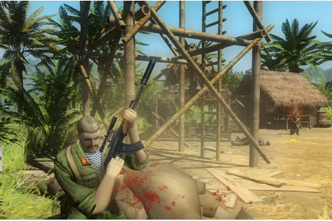 Man Of War Vietnam Game - Free Download Full Version For Pc