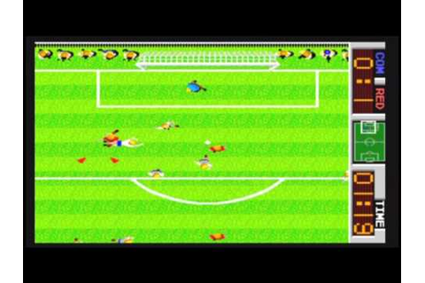 Arcade - Tehkan World Cup - YouTube