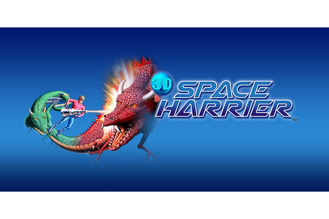 3D Space Harrier | Nintendo 3DS download software | Games ...