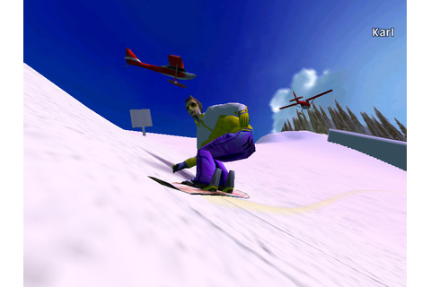 Download FREE Supreme Snowboarding PC Game Full Version
