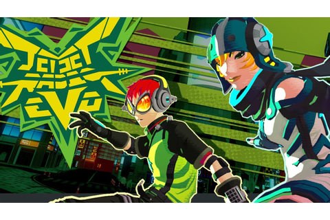 Jet Set Radio Evolution: Visual Proof of Concept ...
