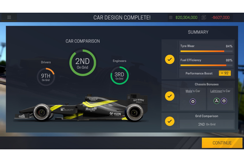 DroidRik | Motorsport Manager Mobile 2 v1.1.2 APK + DATA ...