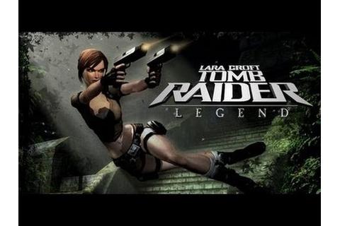 TOMB RAIDER Legend (Film-Game Complet HD Fr PS2) - YouTube