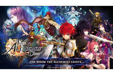 The Alchemist Code is a Philosopher's Stone of an SRPG ...